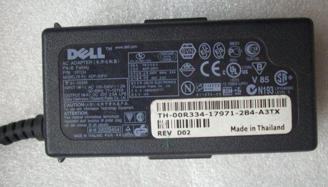 Zasilacz Dell PA-8 ADP-50FH 20V / 2.5A