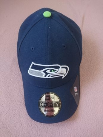 Czapka New Era Seahawks 9forty
