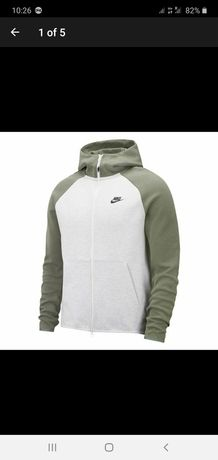 Bluza Nike Fleece Tech L Nowa