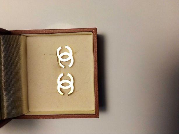 Kolczyki z Chanel