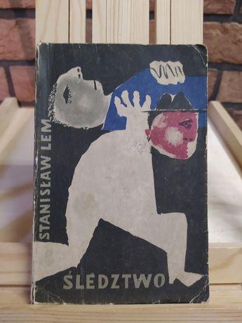 Śledztwo. Stanisław Lem (wydanie pierwsze 1959 r.)