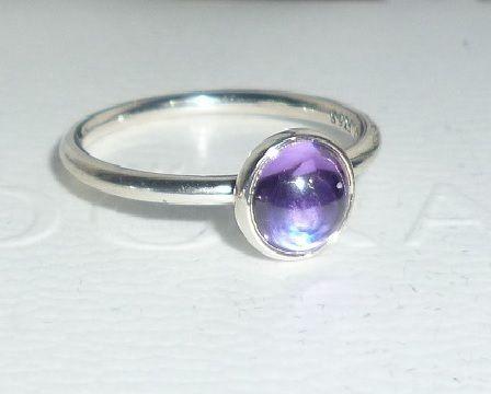 Anel original Pandora poetic droplet zirconia 2 cores nº 52