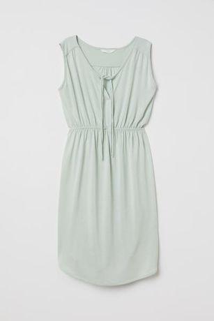 H&M Mama sukienka ciążowa z jearseju M
