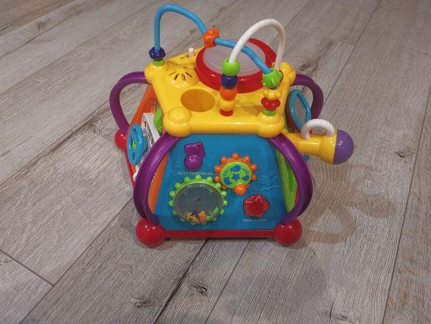 Interaktywna zabawka dla dzieci Fisher Price.