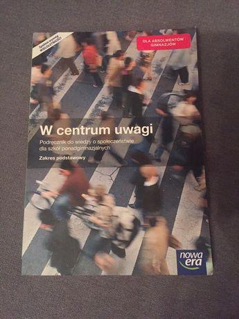 Podręcznik do WOS dla absolwentów gimnazjum
