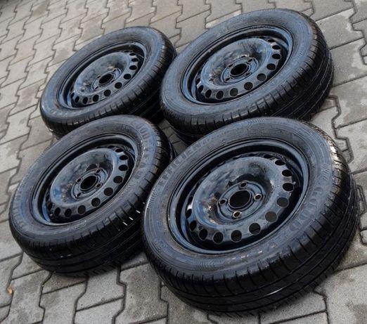 / VW UP / SKODA CITIGO / SEAT MI / 4 koła / Opony Lato + Felgi stal 14