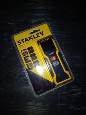 Dalmierz laserowy Stanley TLM65 nowy + baterie