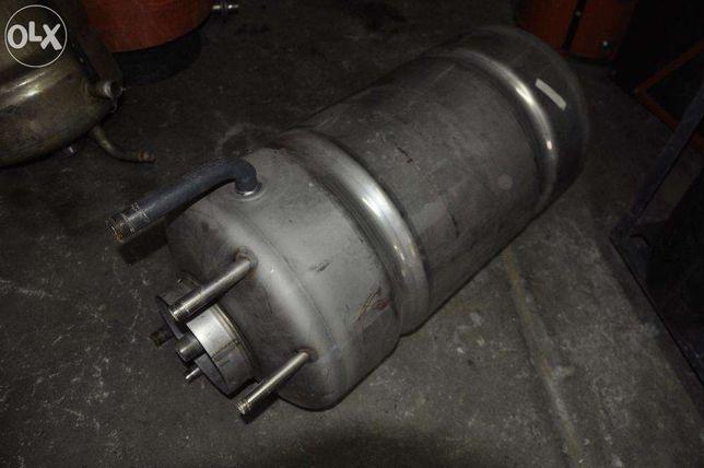 Bojler 160L 200L 300L poziomy ze stali nierdzewnej Viessmann