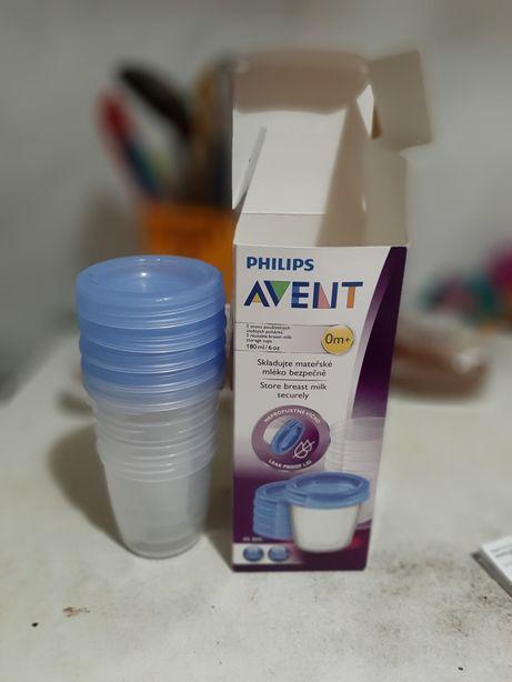 Продам контейнери Philips Avent