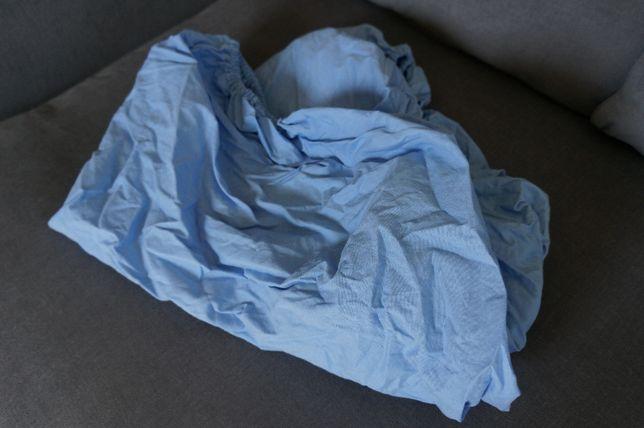 Prześcieradło na łóżeczko z bawełny muzpony 120x60 cm do łóżeczka