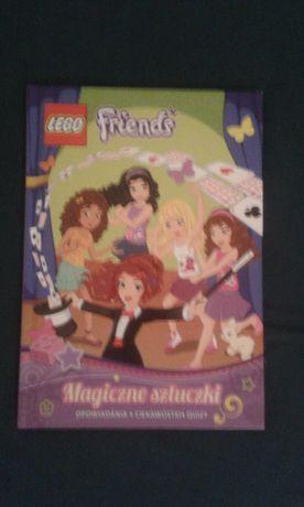 LEGO Ksiązka FRIENDS Magiczne Sztuczki
