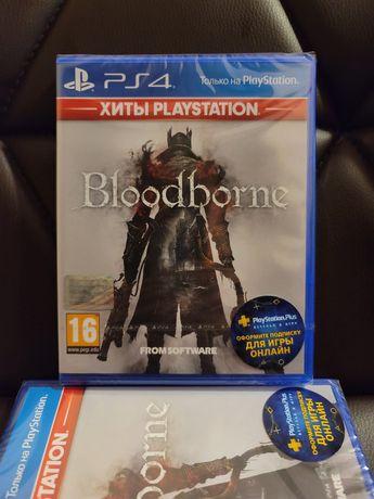 Продам игру для PlayStation 4 - Bloodborne