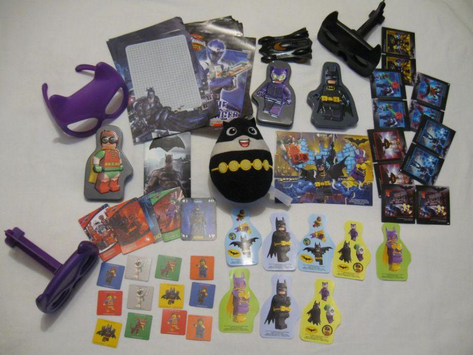 Zestaw Batman , Robin, Kobieta Kot Baranowo - image 1