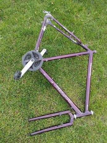Alumiowa rama z roweru męskiego Giant