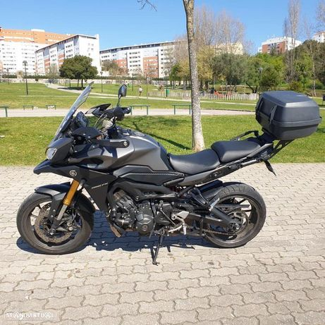 Yamaha MT-09 Tracer 900
