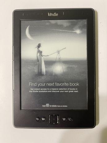 Kindle 4 электроннная книга