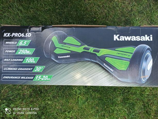 Deskorolka elektryczna Kawasaki KX-PRO 6.5D NOWA