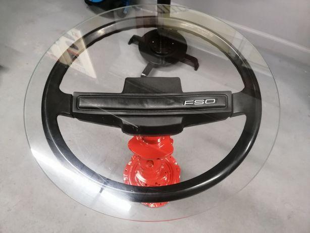 Stolik dla miłośnika FSO Fiat 125p Polonez