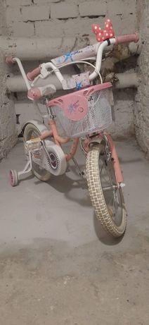 Rower dla dziewczynki Caria Star