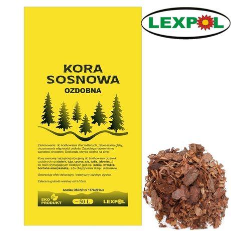kora sosnowa ogrodnicza z dostawą gratis Warszawa okolice