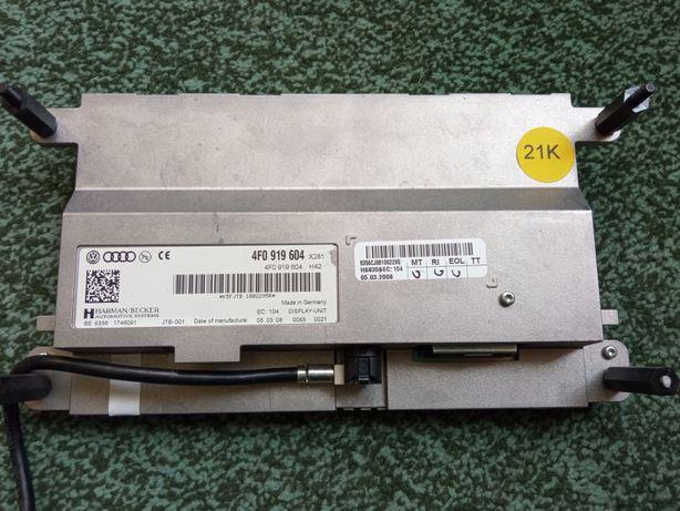 Дисплей LCD экран 4F0919604