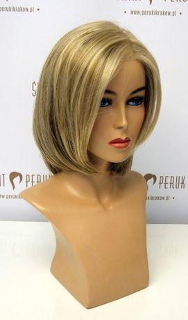 Peruka z włosa syntetycznego półdługa Skierniewice