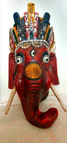 Máscara Africana anos 50