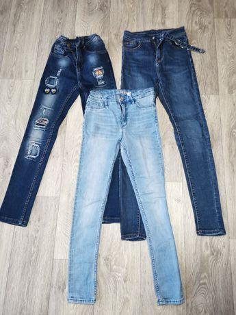 Детские джинсы 140-152