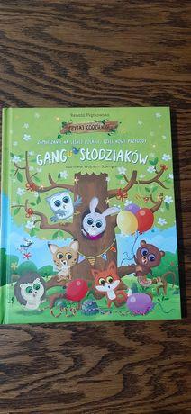 Gang slodziaków, bardzo fajne opowiadania dla dzieci
