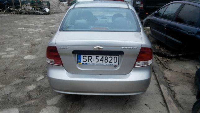Chevrolet Aveo Sedan Авео Т200 кришка багажника Розборка дзвоніть