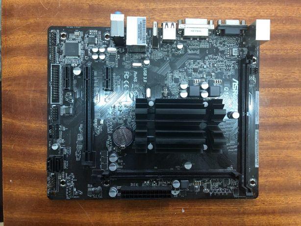 Płyta główna ASROCK Q1900M + Procesor
