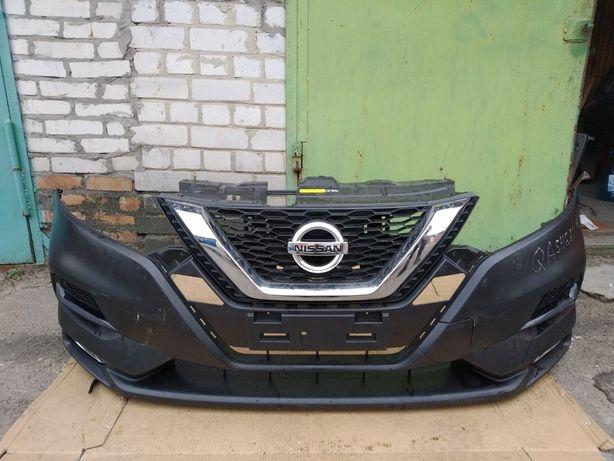 Nissan Rogue Sport\Qashqai J11 Бампер, фары, капот, крышка багажника