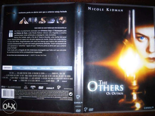 DVD The Others - Os outros