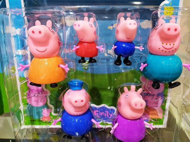 """Набір """"Сім'я Свинки Пеппи"""""""