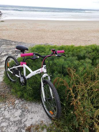 Bicicleta Btwin Mistigirl, roda 20