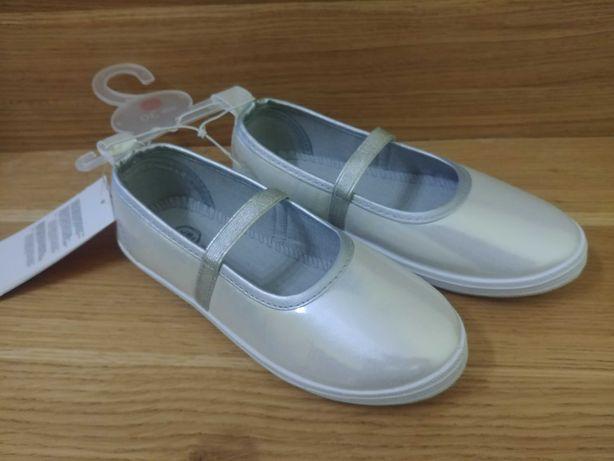 Nowe Smyk 30 baleriny buty dla dziewczynki