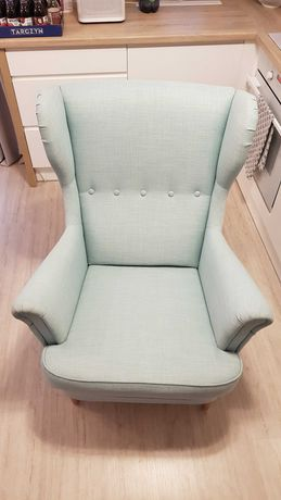 Sprzedam fotel Ikea turkusowy