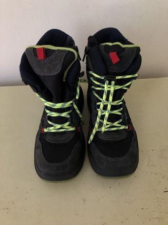 Зимові чобітки. Ботинки зимние