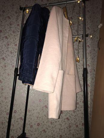 Пальто и курточка