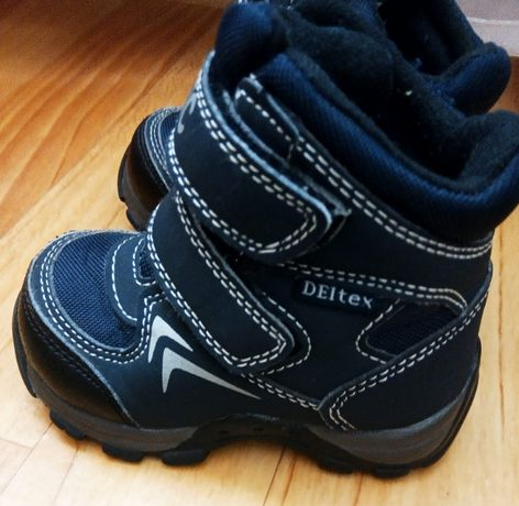 термо ботинки для малыша Англия оригинал до - 13см,размер 20