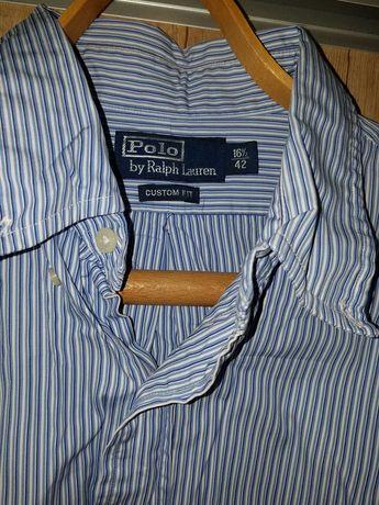Рубашка Polo Ralph Lauren Custom Fit 52 р. L-XL