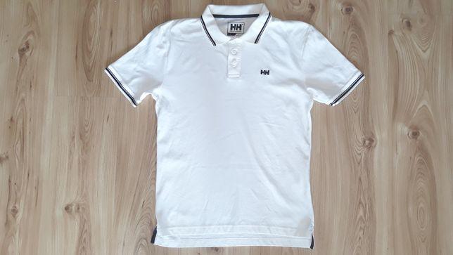 Koszulka męska S Helly Hansen white nowy model