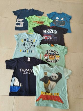 Koszulki, bluzki, bluzeczki - zestaw