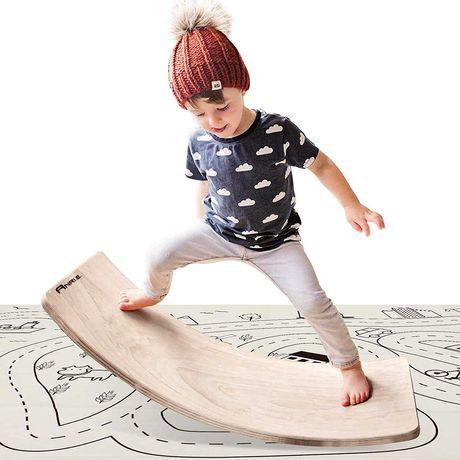 Балансувальна Дошка ANRI.E. - Рокерборд Доска балансировочная детская
