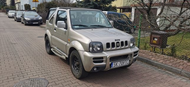 Suzuki Jimmy 1.3 Benzyna 4x4 Niski przebieg 95000km