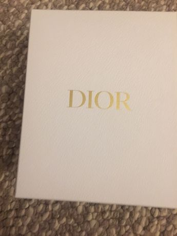 Pudło , pudełko na torebkę Dior, duże