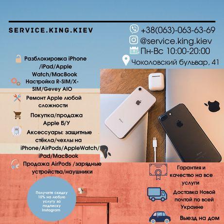 Разблокировка iPhone Настройка R-SIM X-SIM