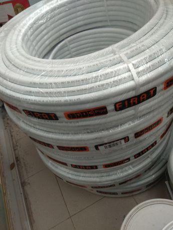 Tubo multicamada 20 mm x 100 mt