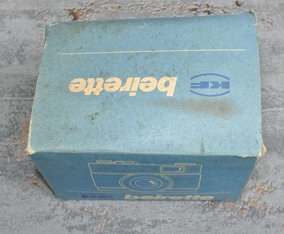 Analogowy Aparat Fotograficzny Beirette VSN + pudełko