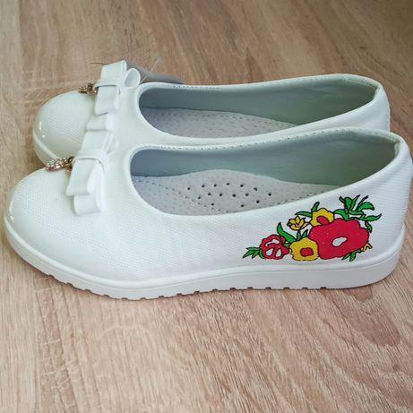 Детская обувь для девочки новая